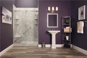 Fabyan Bathroom Remodeling shower remodel bath 300x200