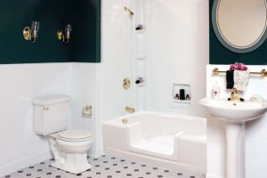 Versailles Bath Remodel step thru tub insert 300x200