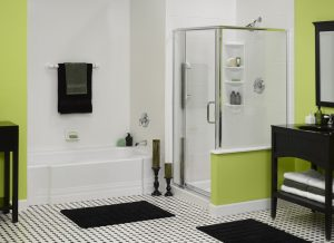 Central Village Bathtub Installation tub shower combo 300x218